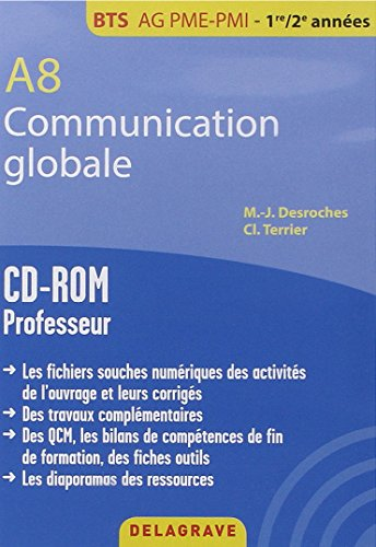 A8 communication globale bts ag pme pmi cdrom