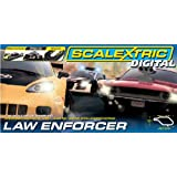 Scalextric Digital C1310 Law Enforcer 1:32 Scale Race Set