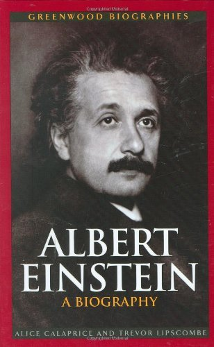 Albert Einstein: A Biography (Greenwood Biographies) by Alice Calaprice (2005-06-30)