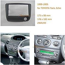Autostereo 11-193 - Kit de instalación de radio de coche para Toyota Yaris Echo 1999-2005