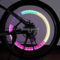 Bazaar Radradradreifen hat Klappenlichtklappe LED leichte Lampe gesprochen