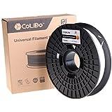 Colido weiß PLA 3D Drucker Flexible Filament Spule, 1,75mm Durchmesser/500g - gut und günstig