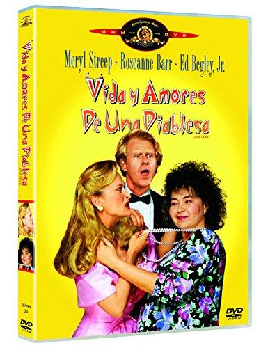 Vida Y Amores De Una Diablesa [DVD]