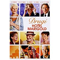 The Second Best Exotic Marigold Hotel [DVD] [Region 2] (English audio) by Maggie Smith