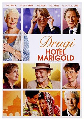 ic Marigold Hotel [DVD] [Region 2] (English audio) by Maggie Smith ()