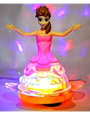 Toyshine Dream Princess Doll With Music And 4D