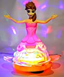 Toyshine Dream Princess Doll With Music And 4D Lights For Kids - Random