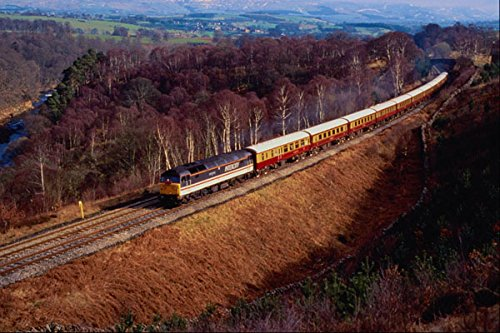 543029-manchester-pullman-luxury-train-near-barons-wood-uk-a4-photo-poster-print-10x8
