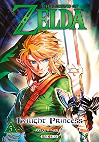 Legend of Zelda - Twilight Princess, tome 5 par  Nintendo