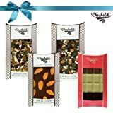Belgium Chocolates Sinfull Treat Of Almond And Nutties Chocolate Bars