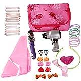 Götz 3402239 Haarstylist für Puppen - Zubehör zum Stylen und Frisieren - 35-teiliges Stylingset...