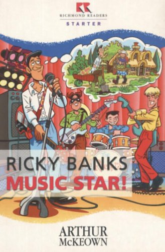 Ricky Banks Music Star