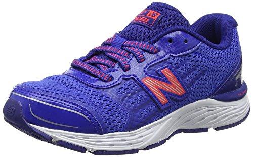 New Balance Kj680v5y, Chaussures de Running mixte enfant - Bleu (Pacific), 39 EU (6 UK)
