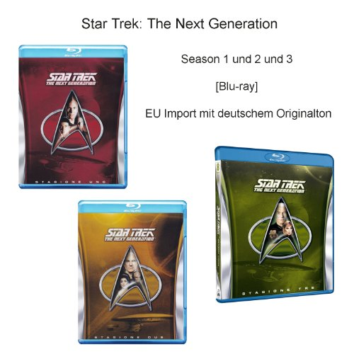 Season 1-3 [Blu-ray]