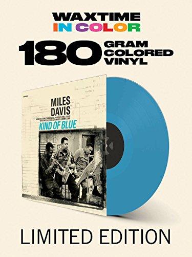 Kind of Blue (Limited Edt. Blue Vinyl)