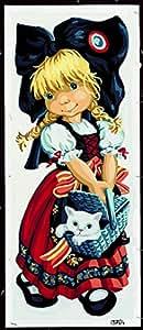 Royal Paris Tapestry Kit de broderie Motif petite fille-Alsacien Pio