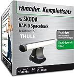 Rameder Full Set, Probar Dach auf für Skoda Rapid Spaceback (132497â Lampe)