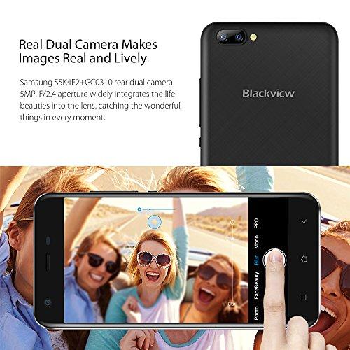 Handy Ohne Vertrag Blackview A7 Dual Samsung Rückkameras 5 Mp