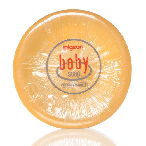 Pigeon Baby Transparent Soap W/O Case, 80g