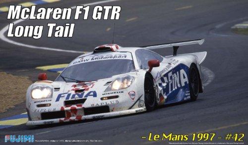 1/24 Real Sports Car Series No.79 McLaren F1 GTR Long Tail Le Mans 1997 # 42 (japan import)