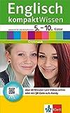Klett kompaktWissen Englisch 5-10: Grammatik - mit Lern-Videos online