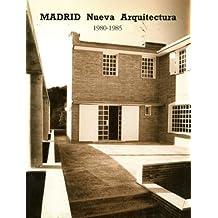 MADRID NUEVA ARQUITECTURA