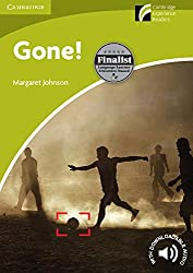 Gone! Starter/Beginner (Cambridge Discovery Readers)