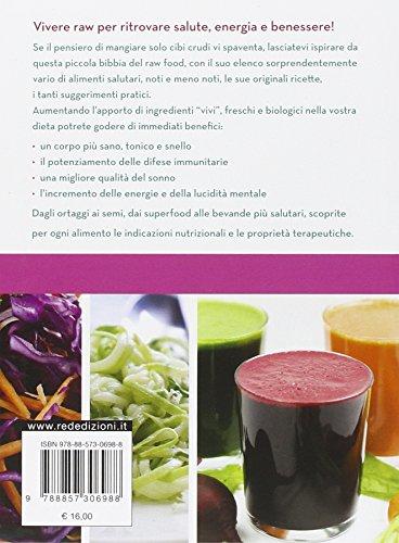 Zoom IMG-1 raw food guida completa alla