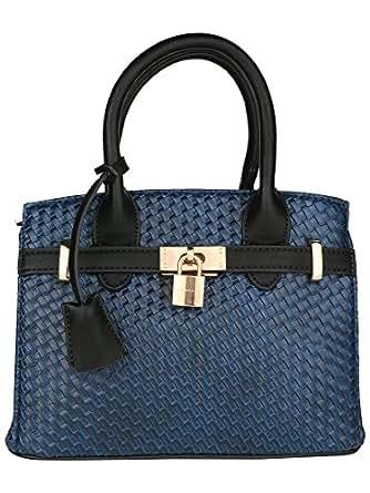 Giordano Women's Navy Blue colour Handbag - ( GH168-NY )