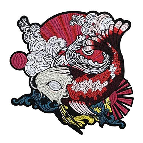 ANGLE Dragón Chino Kung Fu Feroz dragón Azul-1 par