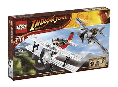 LEGO Indiana Jones 7198 - Fuga in volo