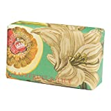 KEW Vintage Verpackt Seife–Luxus Duft Bad Seife–Vintage Grapefruit & Lily Bad Seife 240g