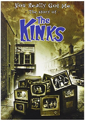 Kinks (The) - You Really Got Me - Dvd - Amazon Musica (CD e Vinili)