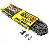 Chaine D.I.D. Racing 420D - 110 maillons - Dirt bike / Pit bike / Mini Moto