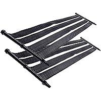 2x Nemaxx SH3000 Solarheater 3 m - Solar-Poolheizung, Solarheizung, Schwimmbecken Heizmatte, Swimmingpool Sonnenkollektor, Warmwasseraufbereitung, Heizung für Pool