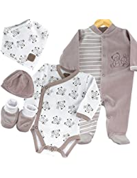 pyjama bebe naissance fille. Black Bedroom Furniture Sets. Home Design Ideas
