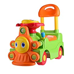 Idea Regalo - Chicco Sit'n' Ride Trenino