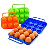 Camping Egg Carrier Box