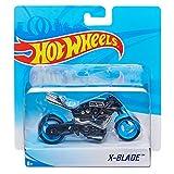 Hot Wheels - Motos Street Power 1/18 surtido (Mattel X4221)