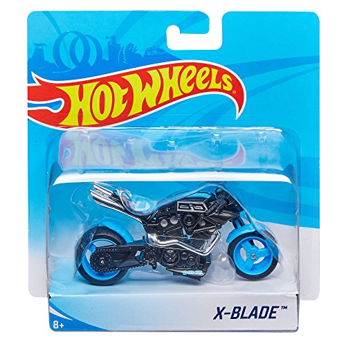 Hot Wheels - Motos Street Power 1/18 surtido (Mattel X4221)