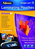 Fellowes ImageLast A4 Laminating Pouch, 80 Micron - Pack of 100