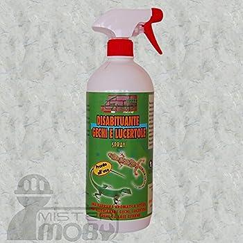 Muraille Verte - à emporter FARMAP Disabituante répulsifs anti Geckos reptiles et Na ...