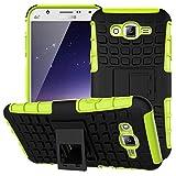 Nnopbeclik Samsung Galaxy S3/S3 Neo Hülle, Dual Layer Rugged Armor stoßfest Handy Schutzhülle Silikon Tasche für Sam
