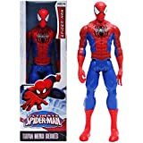 Wembley Toys Comic/Movie Super Hero - 12 Inch Action Figure Toy (Spiderman)