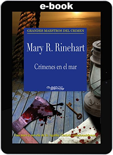 Crímenes en el mar (Spanish Edition)