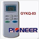 Sichere Verkaufs Schweden PIONEER Split & bewegliche Klimaanlage Fernbedienung GYKQ-03 Kompatibel mit TCL Air Conditioner Fernbedienung
