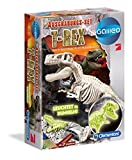 Clementoni 69404.4 - Galileo - Ausgrabungs-Set T-Rex fluoreszierend