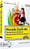 Pinnacle Studio HD, Version 15 - Trialversion und Übungsmaterial auf der DVD: Die große Filmwerkstatt - Das offizielle B
