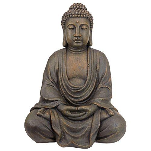 Design Toscano Meditierender Buddha