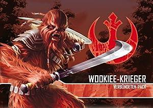 Asmodee ffgd4519Star Wars: Imperial Assault de Wookiee de Krieger Aliados de Pack, Juego